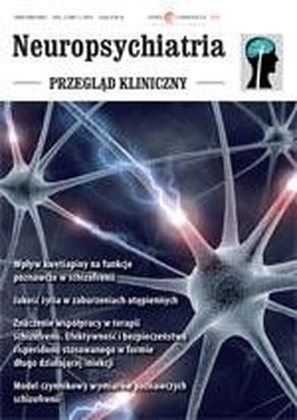 Neuropsychiatria. Przegląd Kliniczny NR 1(4)/2010