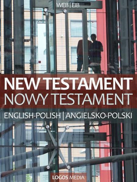 Nowy Testament, angielsko-polski