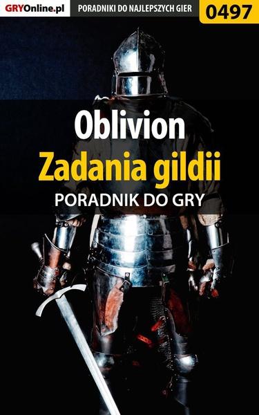 Oblivion - zadania gildii - poradnik do gry