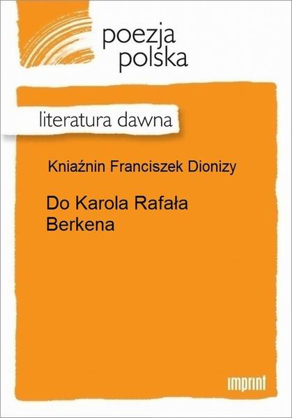 Do Karola Rafała Berkena