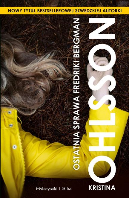 Ostatnia sprawa Fredriki Bergman - Kristina Ohlsson