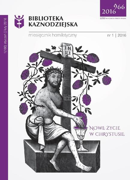 Biblioteka Kaznodziejska nr 01/2016