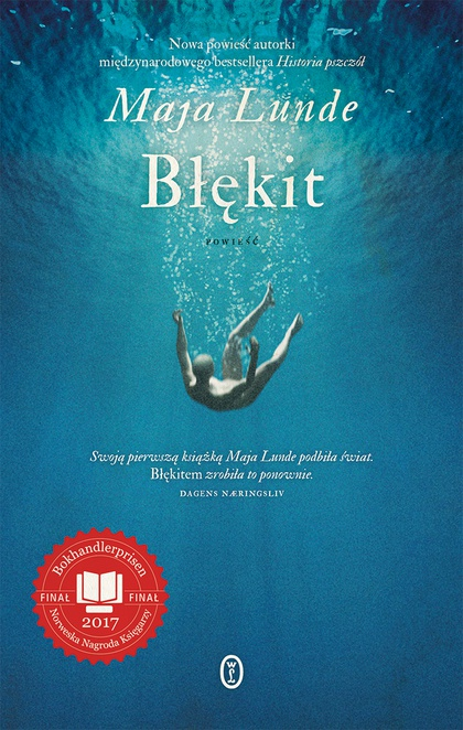 Błękit - Maja Lunde