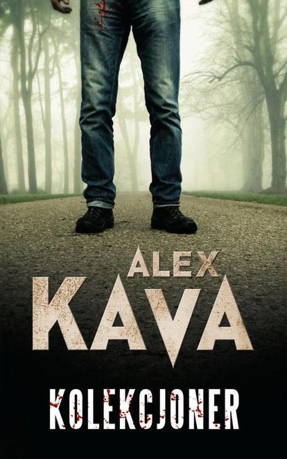 Kolekcjoner - Alex Kava