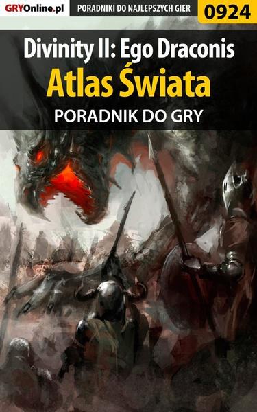 Divinity II: Ego Draconis - Atlas świata - poradnik do gry