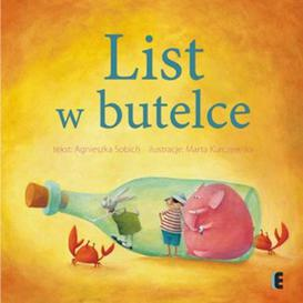 ebook List w butelce