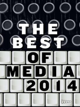 The Best of Media 2014