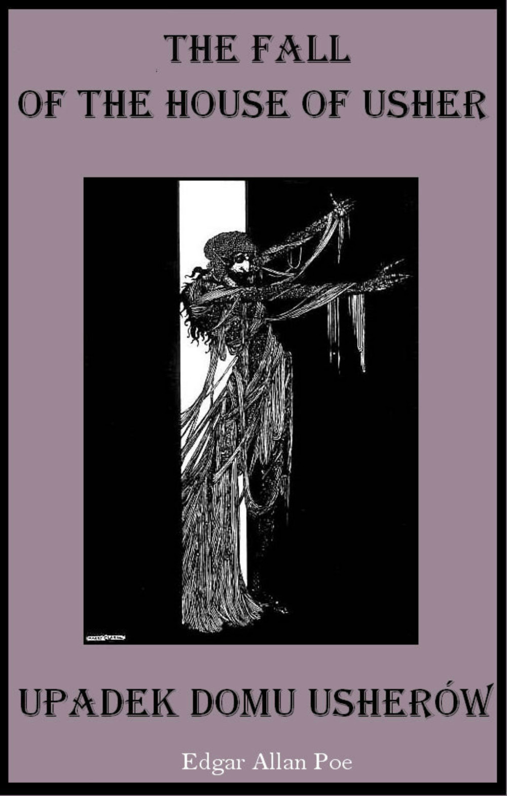 an analysis of the symbols in the fall of the house of usher by edgar allan poe The fall of the house of usher is acclaimed as one of edgar allan poe's greatest works poe uses symbolism and analogies in both characters and setting to tell.